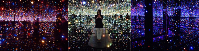 комната бесконечности