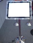 Световая панель на подставке