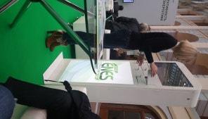 Терминал для зарядки мобильных телефонов от компании sky priduction